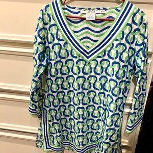 Gretchen Scott Designs tunic medium